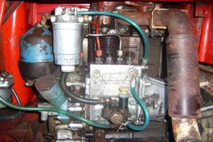 ремонт топливной системы тракторов в Москве
